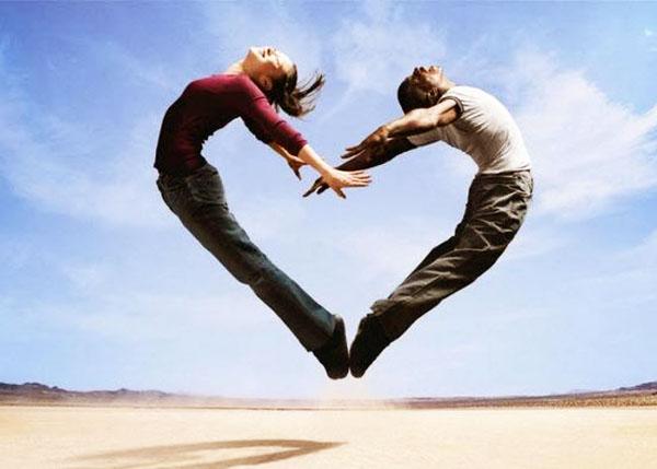 jatuh cinta